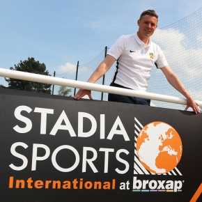 Stadia Sports Staffs FA